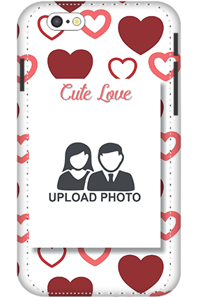 3D - IPhone 6s Customized Cute Love Mobile Covers