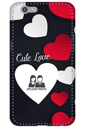 3D - OPPO A57 Ride Valentine's Day Mobile Cover