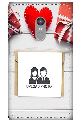 3D - Xiaomi Redmi Note 4 Decent handmade heart mobile covers