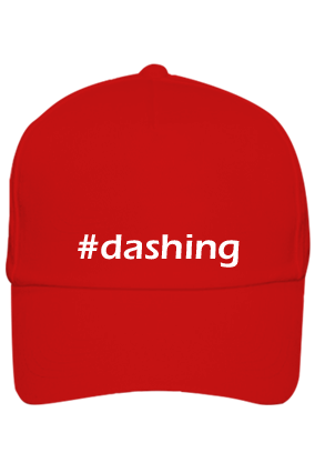 Red Cap - Dashing Boyfriend with Name