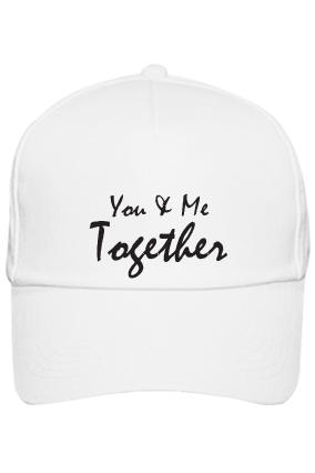 White Cap  - You & Me Together With Name