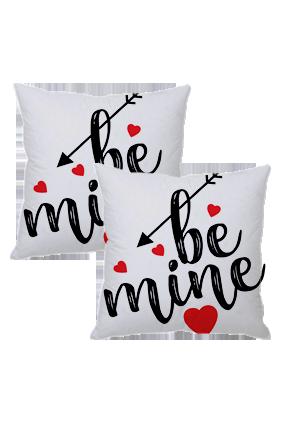 Be Mine Cushion Covers
