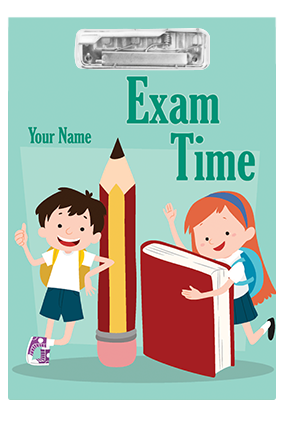 Personalised It's Exam Time MDF Exam Board