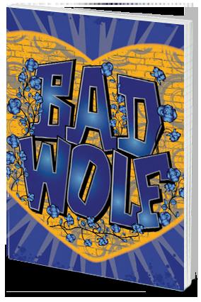 Effit Bad Wolf Notebook