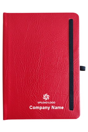 Effit Red Notebook-Ruled
