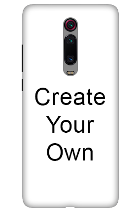 3D-Create Your Own Redmi K20 Mobile Cover
