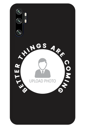 Redmi Note 10 Pro Better Things Designer - Mobile Phone Cover