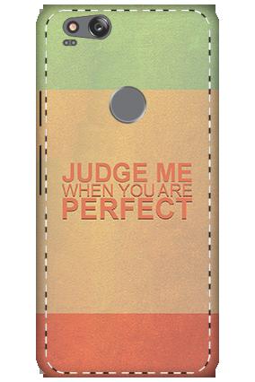 3D - Google Pixel 2 Judge Me Mobile Cover