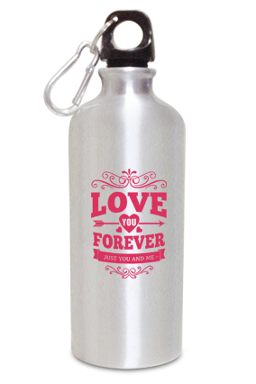 Love Forever Glam 600ml Valentine's Day Sippers