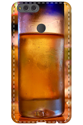 3D - Huawei Honor 7X Cheers Beer Mobile Cover