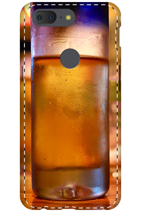 Personalised 3D-OnePlus 5T Cheers Beer Mobile Cover
