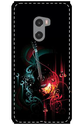3D - Xiaomi Mi Mix 2 Abstract Design Mobile Cover