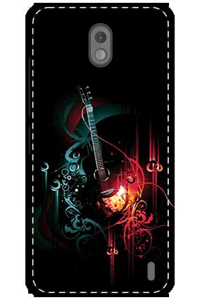3D - Nokia 2 Abstract Design Mobile Cover