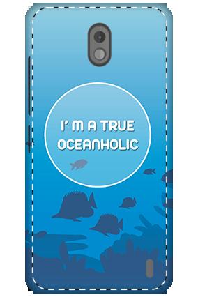 3D - Nokia 2 Oceanholic Mobile Cover