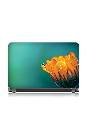 Blooming Flower Laptop Skin
