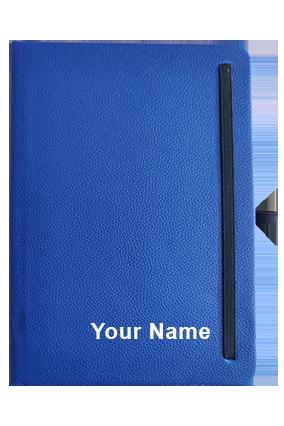 Effit Royal Blue Notebook-Ruled