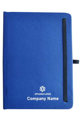 Effit Royal Blue Notebook-Ruled