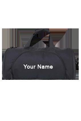 Folding Duffel Bag (D Shape) (Cabin Size Compliant) By Castillo Milano-S05