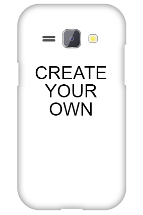Silicon-Create Your Own Samsung Galaxy J1 Mobile Cover