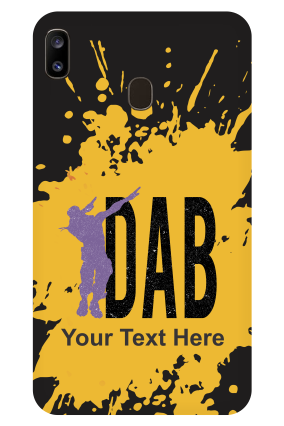 Samsung Galaxy A20 - Dab Designer - Mobile Phone Cover
