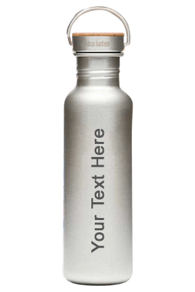 Sippon-16 Klean Bottle Silver
