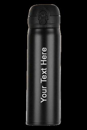 Sippon-27 Executive Flask Black