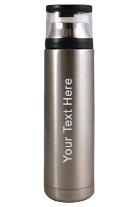 Sippon-36 Vaccum Flask Silver