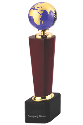 Business Premium Metal Trophy (TRO - 2224)