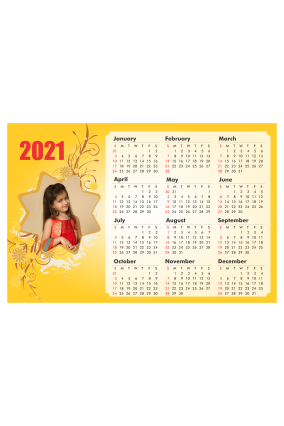 Create Your Own Poster Photo Calendar