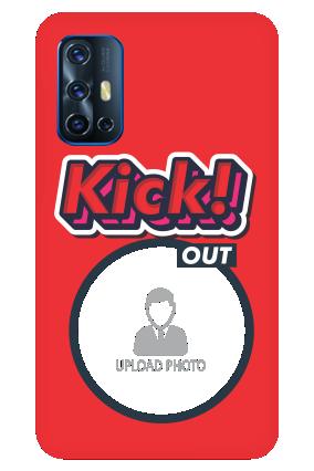 Vivo V17 - Kick Out Designer - Mobile Phone Cover