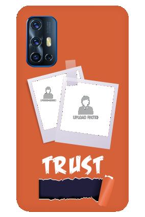 Vivo V17 - Trust Designer - Mobile Phone Cover