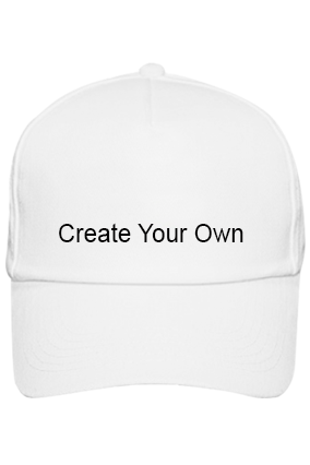 Create Your Own White Cap