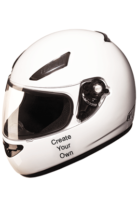 Create Your Own Studds Helmet