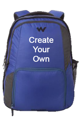 Create Your Own Wildcraft Geek 3.1 Laptop Backpack
