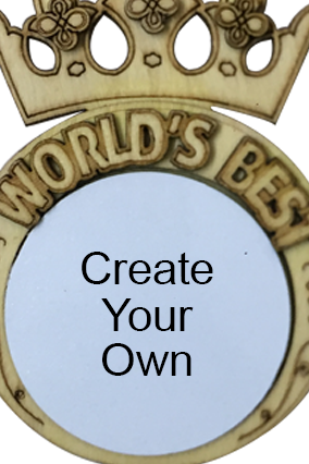 Create Your Own Personalized Round Fridge Magnet