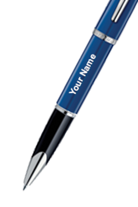 Waterman Carene Blue St Roller Ball Pen�(Blue)