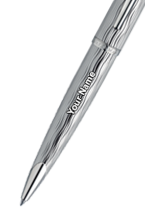 Waterman Carene Essential Silver St Ball Pen