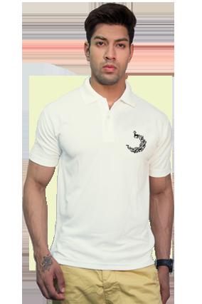 Effit Floric Collar T-Shirt