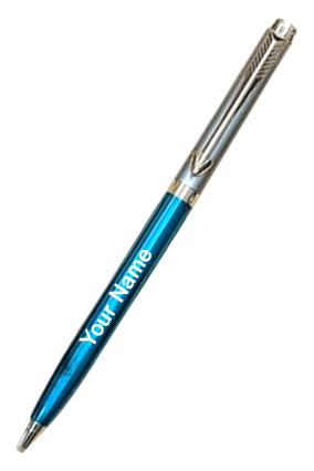 1388 Sky Blue Pen