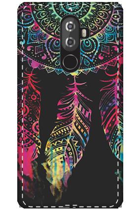 online retailer 5766d b12f4 Buy Online Lenovo K8 Note Funky Designer Back Cover & Case