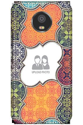 3D - Motorola Moto G5S Designer Mobile Cover