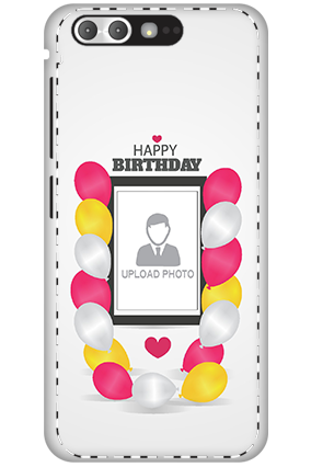 3D - Asus ZenFone 4 Pro Birthday Greetings Mobile Cover