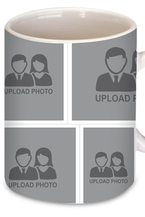 Customized 11 Photos Coffee Mug