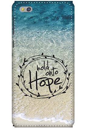 3D-Xiaomi Mi 5c Hope Message Mobile Cover