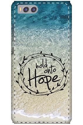 3D-Xiaomi Mi6 Hope Message Mobile Cover