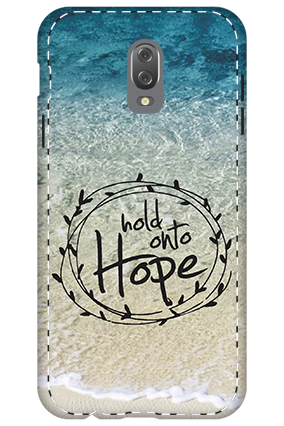 3D - Infinix Hot 4 Hope Message Mobile Cover
