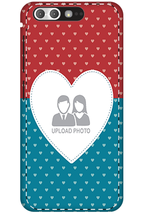 3D - Asus ZenFone 4 Pro Colorful Heart Valentine's Day Mobile Cover
