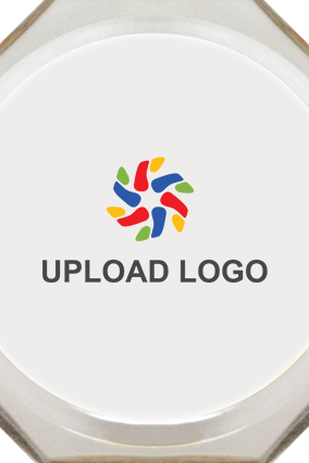Upload Logo Paperweight - 121