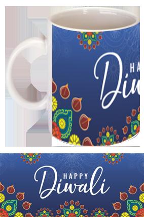 Attractive White Ceramic Coffee Mug