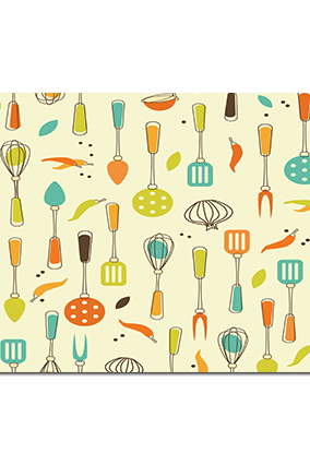 Customize Cutlery Table Mat